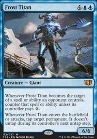 Frost Titan - Commander 2014