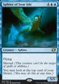 Sphinx of Jwar Isle - Commander 2014
