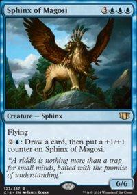 Sphinx of Magosi - Commander 2014