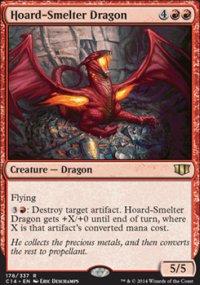 Hoard-Smelter Dragon - Commander 2014