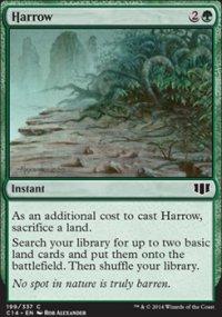 Harrow - Commander 2014