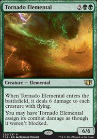 Tornado Elemental - Commander 2014