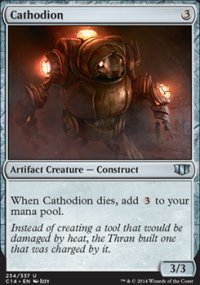 Cathodion - Commander 2014