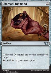Charcoal Diamond - Commander 2014