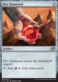 Fire Diamond - Commander 2014