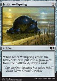 Ichor Wellspring - Commander 2014