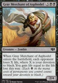 Gray Merchant of Asphodel - Commander 2014