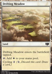 Drifting Meadow - Commander 2014