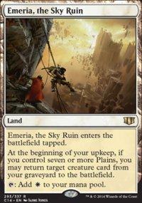 Emeria, the Sky Ruin - Commander 2014