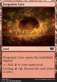 Forgotten Cave - Commander 2014