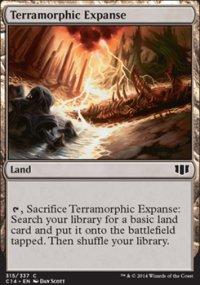 Terramorphic Expanse - Commander 2014