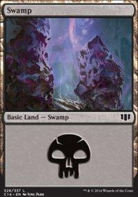 Swamp - Commander 2014