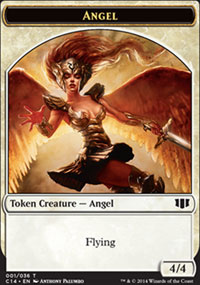 Angel - Commander 2014