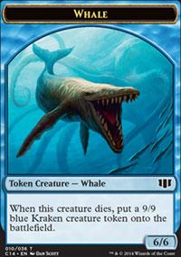 Whale - Commander 2014