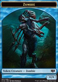 Zombie - Commander 2014