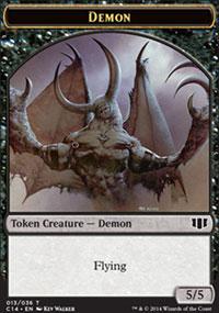 Demon - Commander 2014