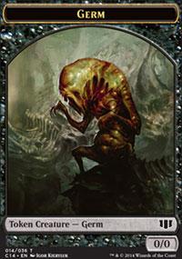 Germ - Commander 2014