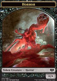 Horror - Commander 2014