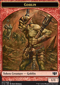 Goblin - Commander 2014