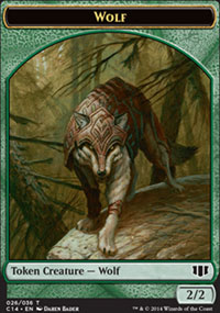 Wolf - Commander 2014