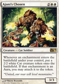 Ajani's Chosen - Magic 2014