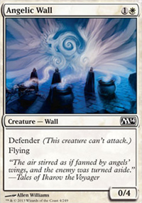 Angelic Wall - Magic 2014