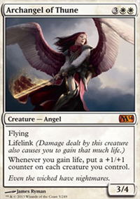 Archangel of Thune - Magic 2014