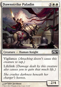 Dawnstrike Paladin - Magic 2014