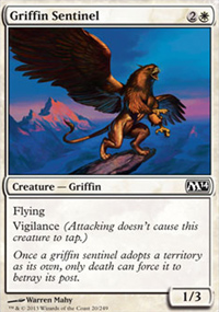 Griffin Sentinel - Magic 2014