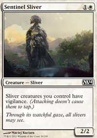 Sentinel Sliver - Magic 2014