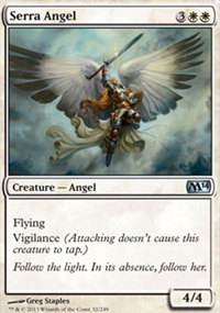 Serra Angel - Magic 2014
