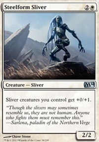 Steelform Sliver - Magic 2014