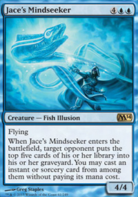 Jace's Mindseeker - Magic 2014