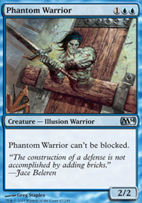 Phantom Warrior - Magic 2014