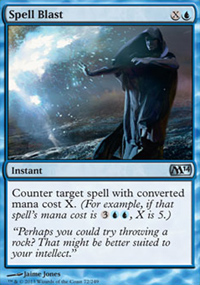 Spell Blast - Magic 2014