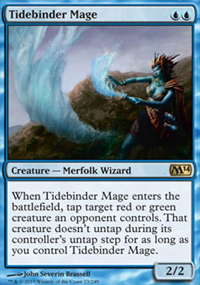 Tidebinder Mage - Magic 2014