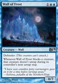 Wall of Frost - Magic 2014