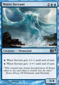 Water Servant - Magic 2014