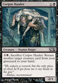 Corpse Hauler - Magic 2014