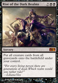 Rise of the Dark Realms - Magic 2014
