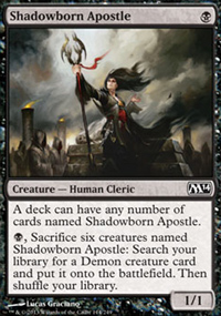 Shadowborn Apostle - Magic 2014