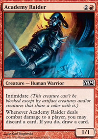 Academy Raider - Magic 2014