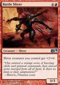 Battle Sliver - Magic 2014