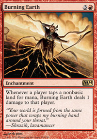 Burning Earth - Magic 2014
