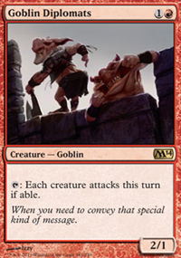 Goblin Diplomats - Magic 2014