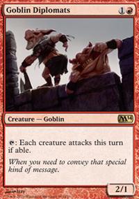 Goblin Diplomats - Magic 2014