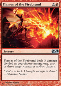 Flames of the Firebrand - Magic 2014