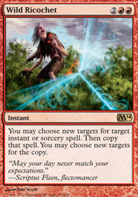 Wild Ricochet - Magic 2014