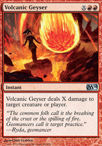 Volcanic Geyser - Magic 2014