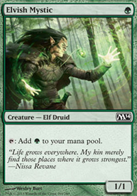 Elvish Mystic - Magic 2014